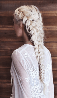 20 Most Gorgeous Plait Hairstyles 2018 | Plaits hairstyles ...