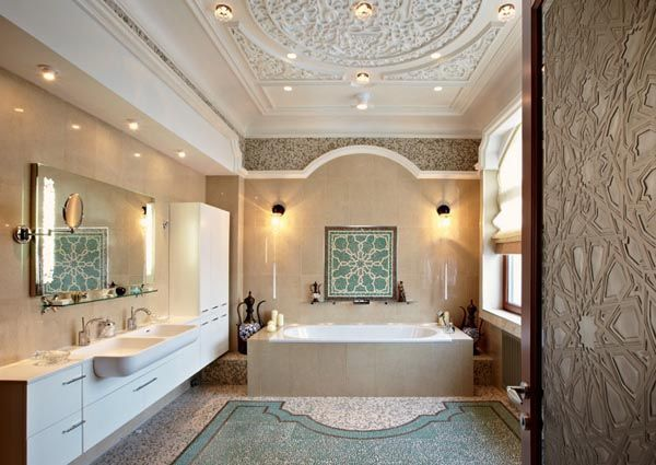 Arabic Villa Interior Design Google Search Villa