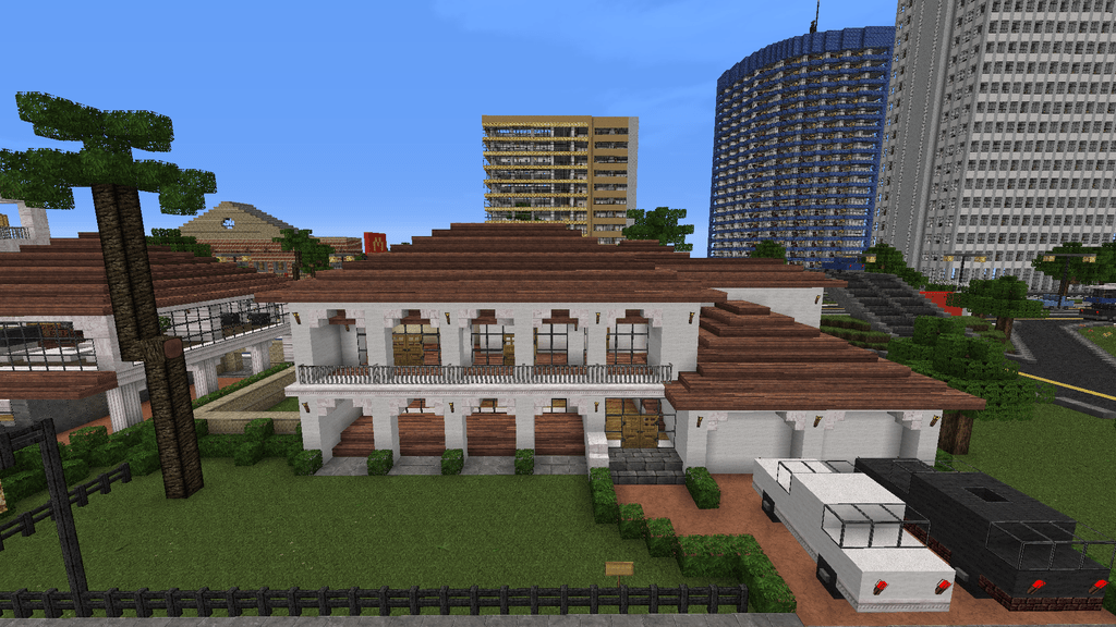 Minecraft Homes Minecraft Spanish House Style By Yazur On