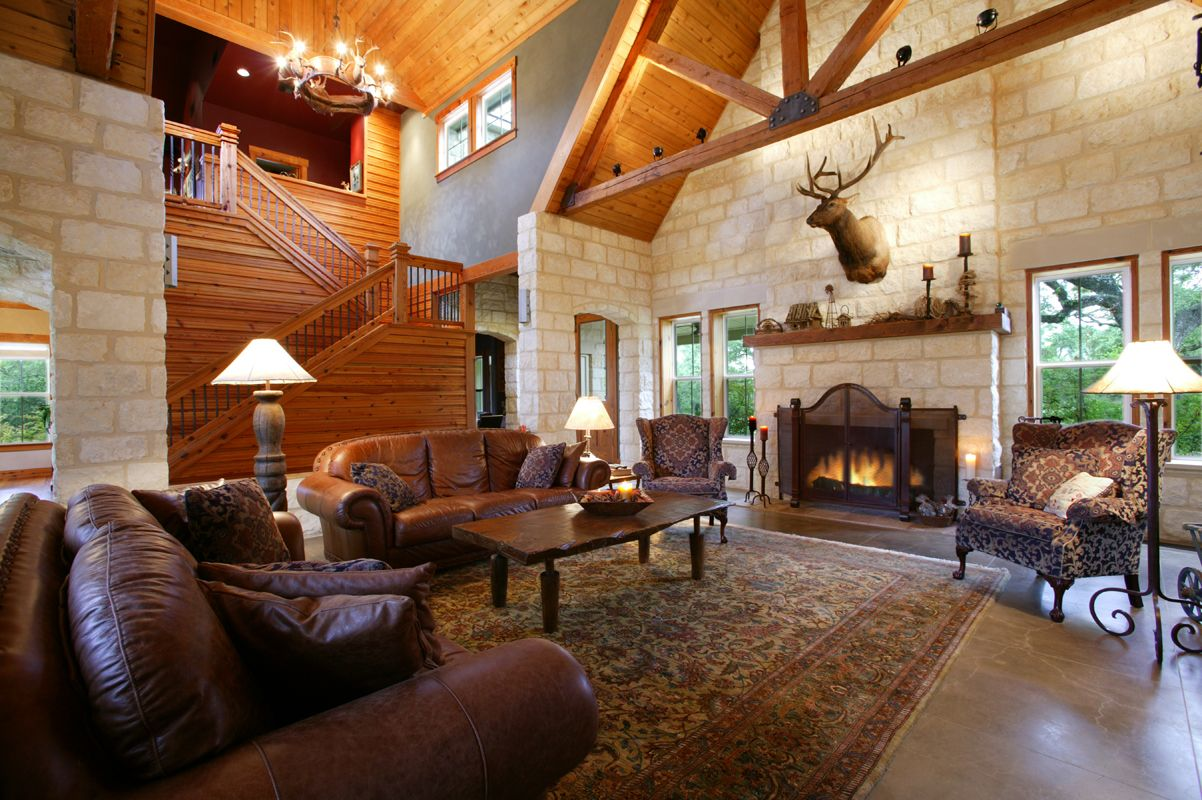 Coutry Style Home Deco Decorating Your Texas Hill Country Home
