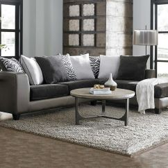 Living Room Ideas With Dark Grey Sofas Pearce Sofa Pottery Barn And Metallic Shimmer Magnetite Two Piece