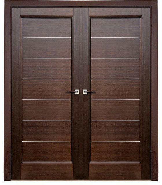 Modern Door Latest Wooden Main Double Door Designs Native Home