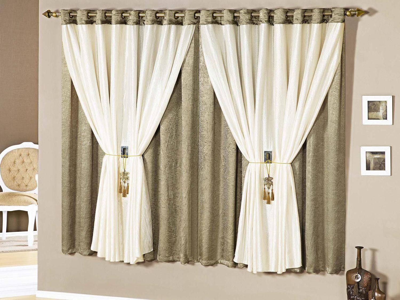 cortinas para sala  Pesquisa Google  ideias de decoracao
