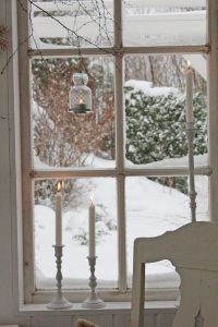 VIBEKE DESIGN: Man bruker det man har....   Decor: Winter ...