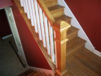 indoor stair railing - Google Search | Garden Fence and ...