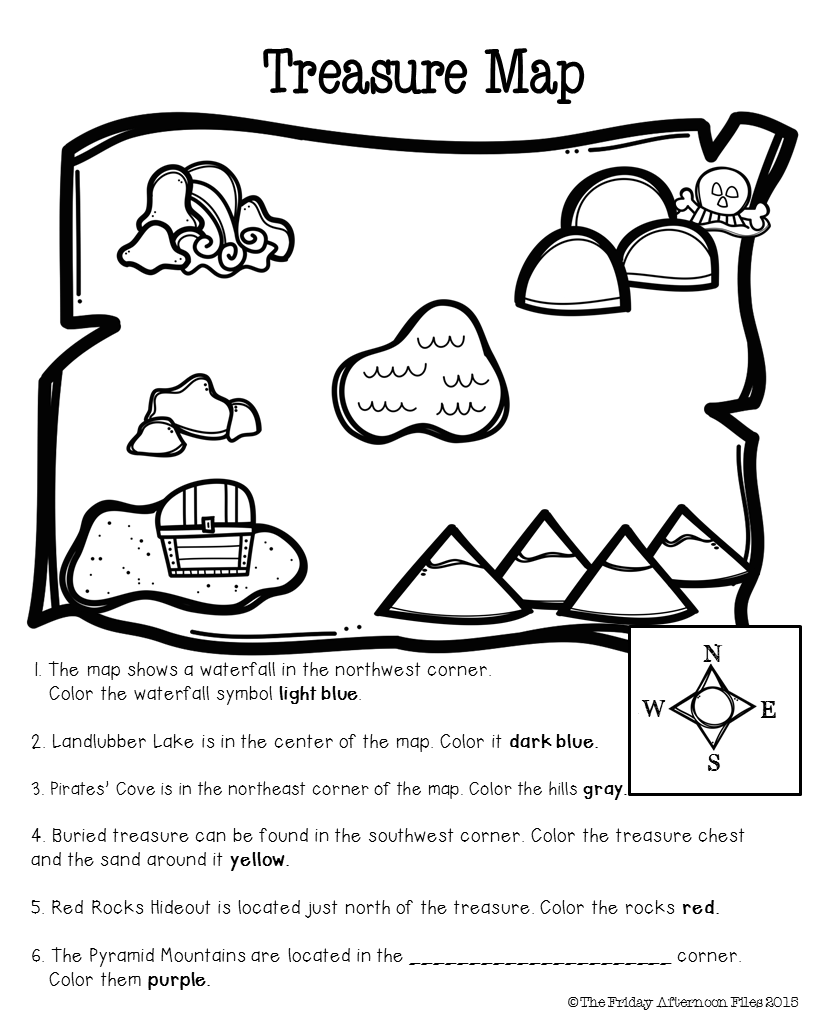 worksheet. Cardinal Directions Worksheet. Worksheet Fun