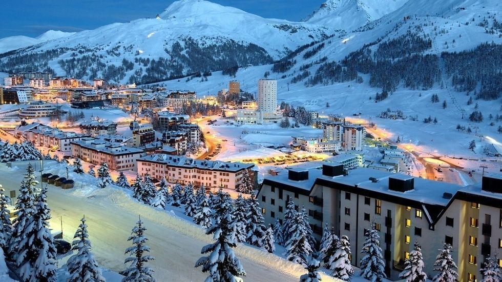 Mountains Iberian Andorra