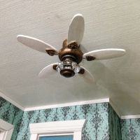 Once Upon A Doll Collection : Miniature Ceiling Fan ...
