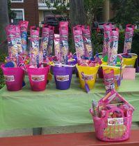 Barbie Pool Party Favors Idea | Barbie Pool Party ...