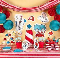 Dr Seuss Baby Shower Ideas
