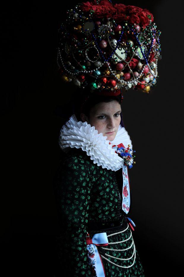 Iwajla Klinke  Serie Brautkrone Geschmckt fr die Konfirmation in Sankt Georgen im