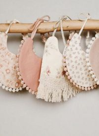 Handmade Boho Baby Bibs | BillyBibs on Etsy | Baby Ideas ...
