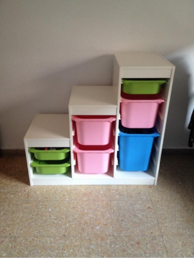 Mueble Juguetero Ikea  Ikea Organizador de juguetes y