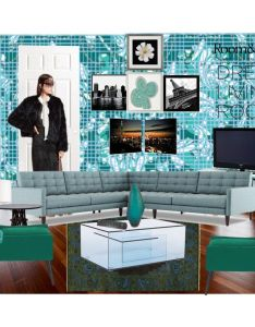 Room  board dream living contest entry by coppin  on polyvore featuring interior also rh pinterest
