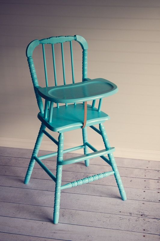 wooden high chairs for babies chair covers halifax vintage sale | 1st birthday party pinterest chairs, ...