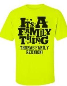 T Shirt Logo Design For Family Reunion Valoblogi Com