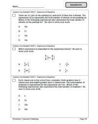 7th Grade Tennessee Common Core Math | math worksheets ...