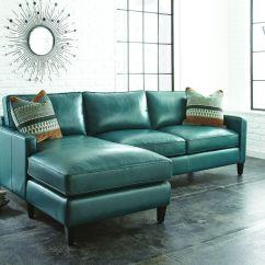 Blue Leather Sofas Mint Green Sofa Uk Teal  Thesofa