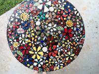 MOSAIC TABLE TOP | Miscellaneous Mosaic | Pinterest ...