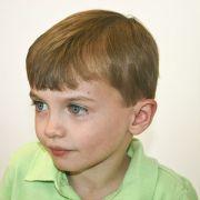 little boy haircuts thin hair