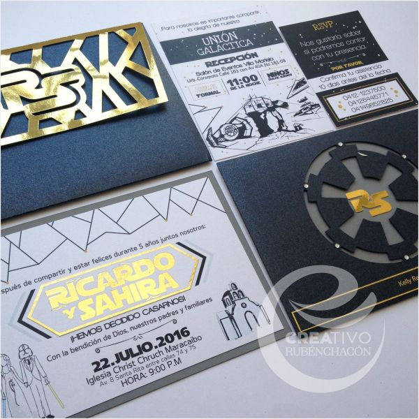 20 Star Trek Themed Wedding Invitations Pictures And Ideas On Weric
