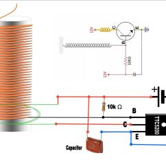 Diagram Simple Generator Rv Solar Panel Installation Wiring Motor Circuit Bedini Schematic