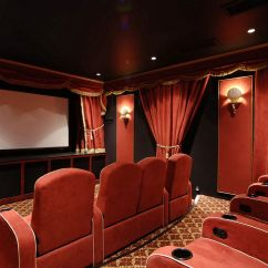Sofa For Theater Room Nelson Marshmallow Home Designs Exquisite Plan Design