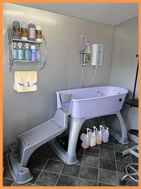 Dog Grooming Salon Designs The Dog House Salon Interior Dog Wash