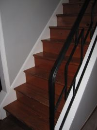 Refinishing an Old Metal Railing | Projects From Our Site ...