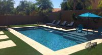 Pool #066 by Dolphin Pools And Spas | Backyard | Pinterest ...