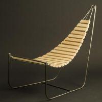 Unique Chairs   ... Comfortable Lounge Chair Design Unique ...