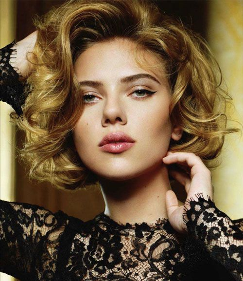 50 Most Magnetizing Hairstyles For Thick Wavy Hair Bobs