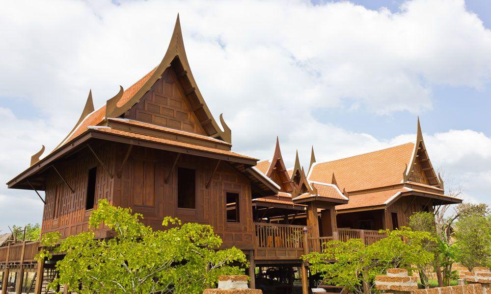Most Beautiful Traditional Thai House Interior Design Interior