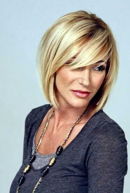 20 Layered Short Hairstyles For Women Blonde Hairstyles For