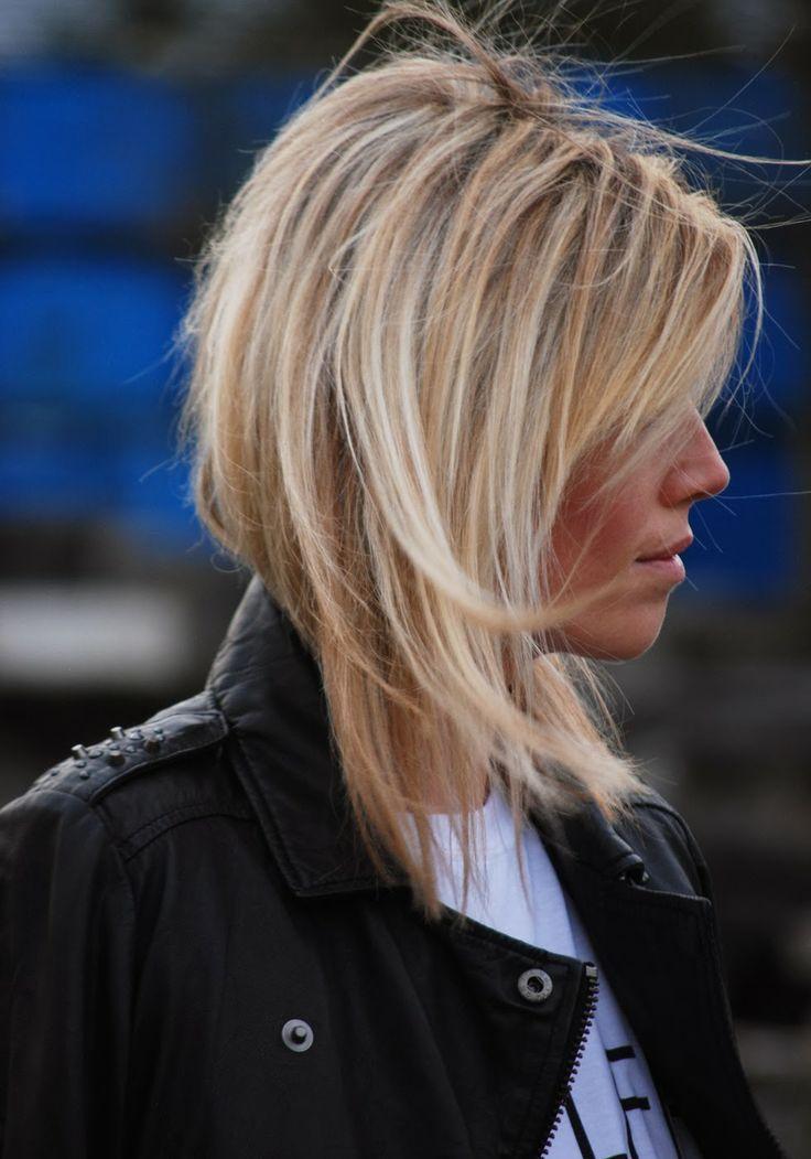 Mittellange Frisuren Mit Highlights! Frisuren Haare Farben