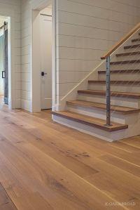 Wide Plank White Oak Flooring in Nashville, TN Modern ...