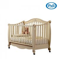 Luxury antique look wooden baby nursery cot Rigoletto by ...