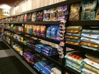 Wide span Shelving for all your Dog and Cat food! | Pet ...