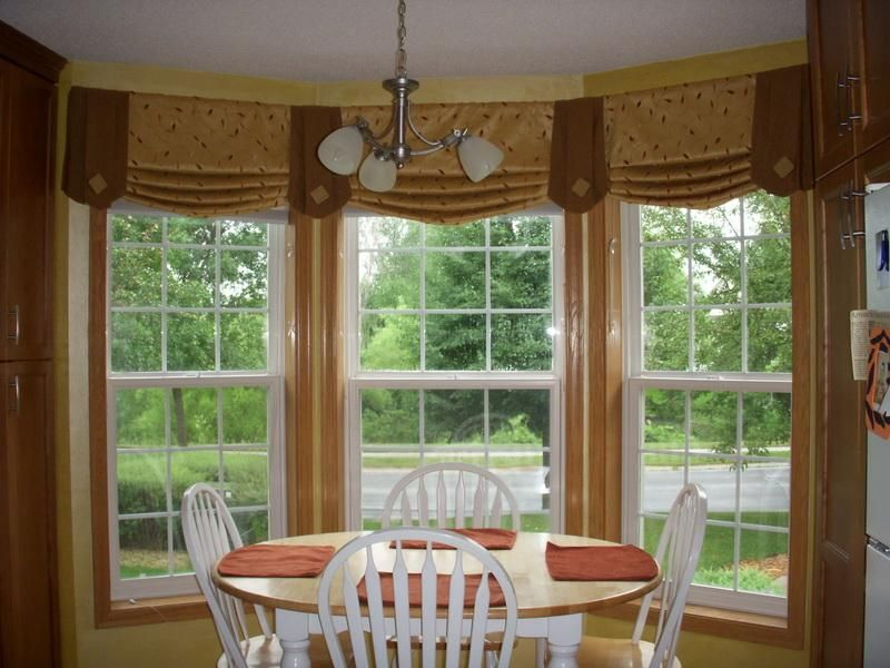 The 25 Best Ideas About Bow Window Curtains On Pinterest Bay