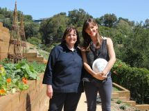 Ina Garten and Jennifer Garner