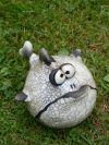 Frisch Gartenfiguren Tiere Design