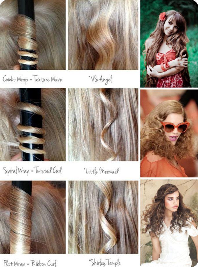 Pin Von Fujieno Auf arange Pinterest Lange Lockige Haare