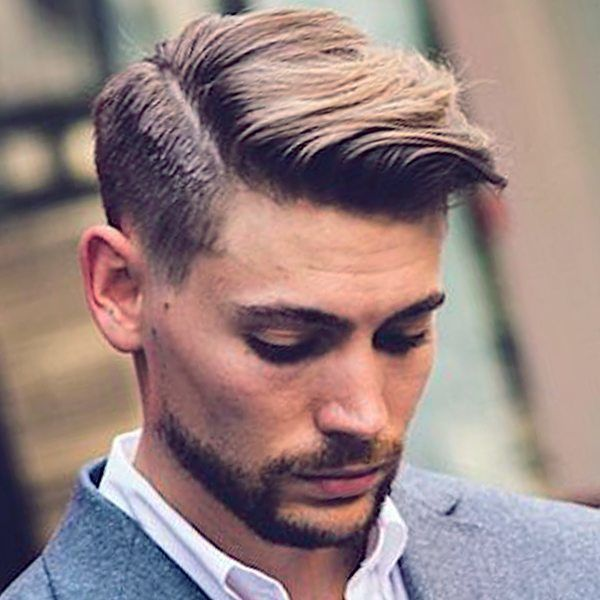 A Business Hairstyle For Men Best Hairstyles Pinterest Best