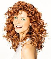 perming hair 2013