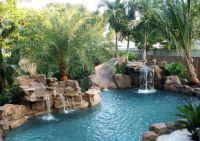 Waterfalls, Waterslides & Fountains for Your Pool or ...
