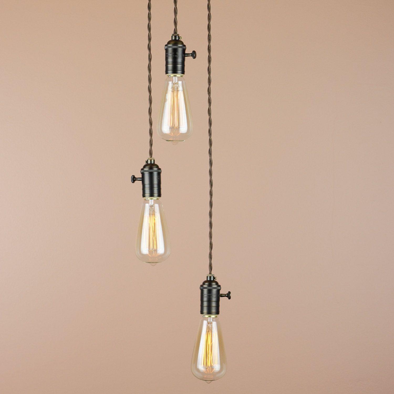3 Light Chandelier