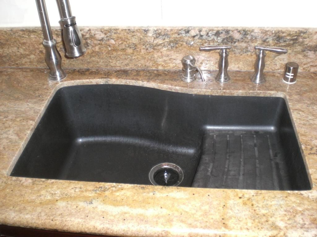 swanstone single bowl kitchen sink remodeling silver spring md qzad 3322 077 33 inch by 22 drop in ascend