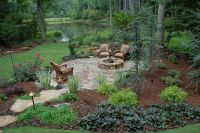 New Backyard Hardscape Ideas With Unique Environmental