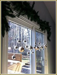 For the condo patio doors at Christmas time...if we never ...