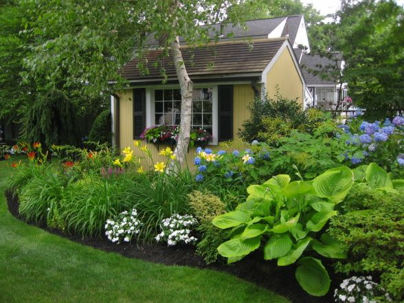 favorite views - garden design